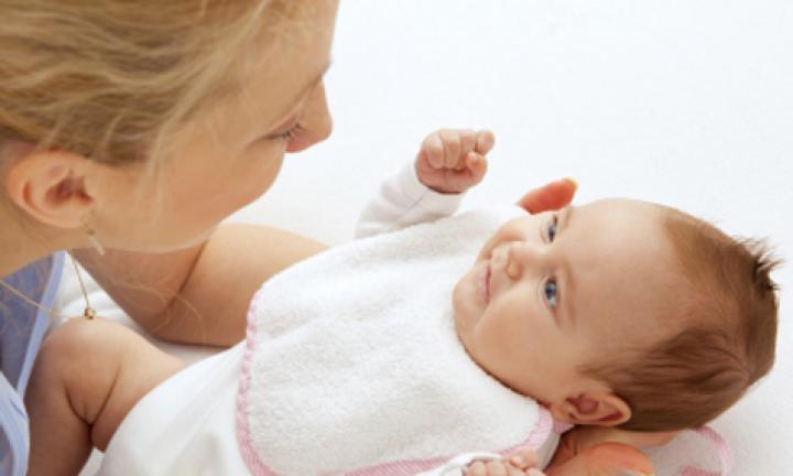 rythme d'un bébé 1 mois