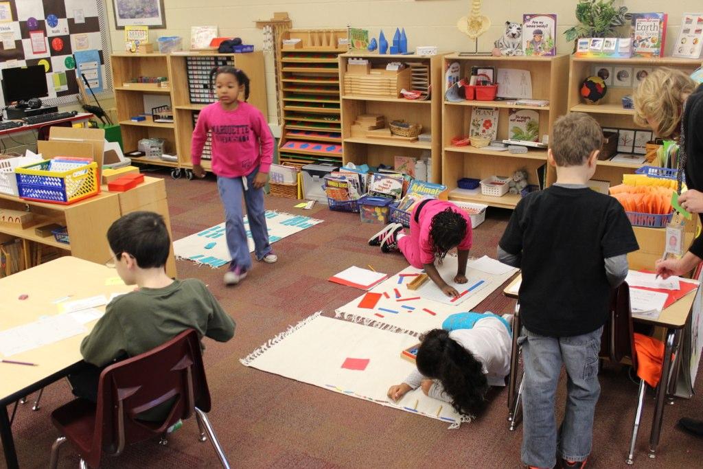 pedagogie montessouri