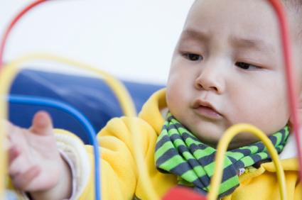 améliorer le fonctionnement cognitif de bébé