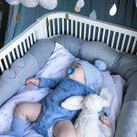 4 Questions à se poser avant d'acheter un tour de lit pour bébé