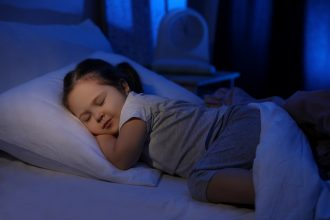 enfant dormir seul